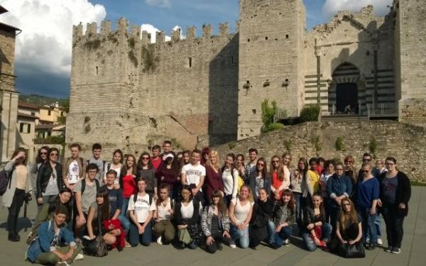 Studenti francesi a Prato