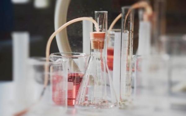 Elementi del Laboratorio di chimica del Liceo Scientifico-Linguistico Carlo Livi di Prato