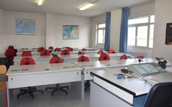 Laboratorio Linguistico del Liceo Scientifico-Linguistico Carlo Livi di Prato