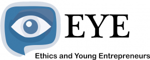Logo EYE - Ethics and Young Entrepreneurs