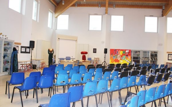 Auditorium del Liceo Artistico Brunelleschi di Montemurlo